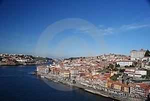 Panoramic View Of Porto Stock Photos - Image: 21686673