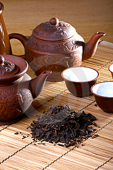 Chinese Tea Stock Photos - Image: 21687073