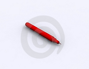 Pen Royalty Free Stock Photography - Image: 21687237