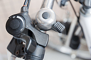 Bike Bell Stock Images - Image: 21697364