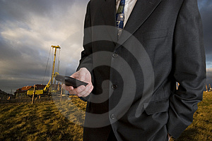 Telephone Calling Royalty Free Stock Image - Image: 2177026