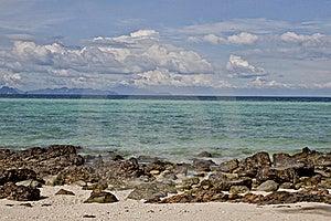 Tropic Beach Bamboo Island Royalty Free Stock Photography - Image: 21714527
