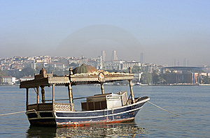 Old Boat, Raw Royalty Free Stock Photos - Image: 21715678