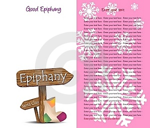 Background For The Feast Of The Epiphany Royalty Free Stock Photography - Image: 21723587