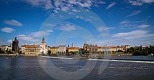 Panoramic View Of Stare Mesto Stock Photo - Image: 21723650