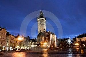 Stare Mesto - Prague Royalty Free Stock Photos - Image: 21731488