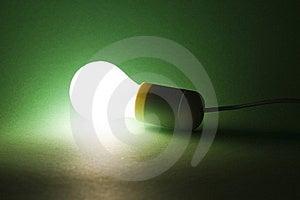 Light Bulb Idea Royalty Free Stock Photography - Image: 21741827