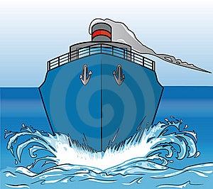 Transatlantic Blue Stock Images - Image: 21742444