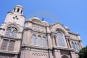 Assumption Cathedral Of Varna Stock Image - Image: 21745951