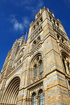 The Natural History Museum Stock Images - Image: 21750204