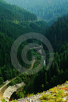 Mountain Landscape Royalty Free Stock Images - Image: 21753509