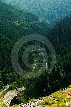 Mountain Landscape Royalty Free Stock Images - Image: 21753509