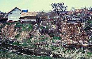 Gypsy Village Royalty Free Stock Image - Image: 21753866