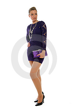 Pretty Woman Being Upset Royalty Free Stock Photos - Image: 21765328