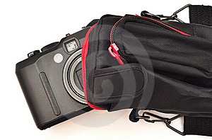 Compact Camera Royalty Free Stock Image - Image: 21766526