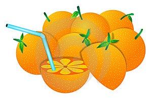 Orange Juice Royalty Free Stock Images - Image: 21767239