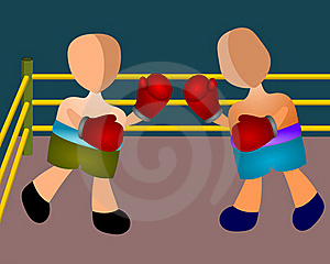 Boxing Stock Photo - Image: 21768200