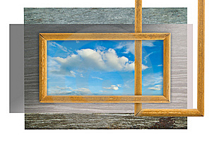 Frame Of Vision Stock Image - Image: 21777201