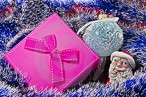 Christmas Gifts Royalty Free Stock Images - Image: 21787809
