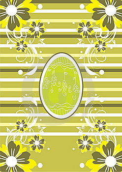 Green Easter Background Stock Photo - Image: 21789620