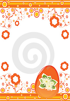 Orange Egg Stock Photos - Image: 21789663