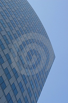 High Rise Stock Image - Image: 2183071