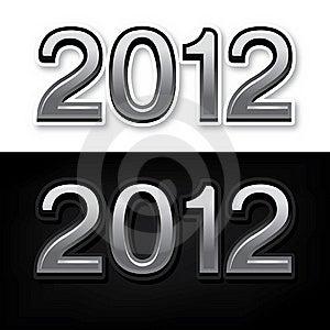Year 2012 Stock Photo - Image: 21800740