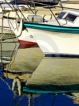 The Pleasure Boats Stock Photos - Image: 21801403