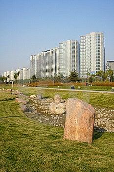 Park Royalty Free Stock Image - Image: 21810986