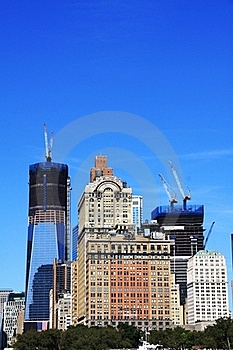 Financial District Stock Photo - Image: 21816430