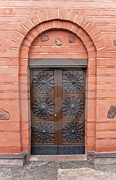 Door Stock Image - Image: 21817921
