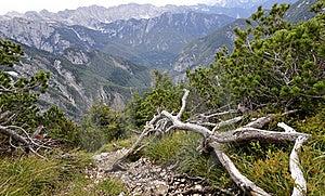 Slovenian Alps Stock Photos - Image: 21823273