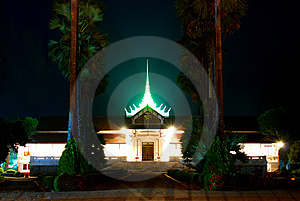 Museum In Lao Stock Photography - Image: 21835172