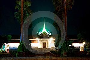 Museu No Lao Fotografia de Stock - Imagem: 21835172