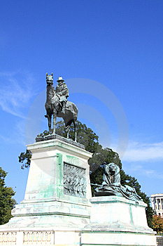 Grant Memorial Royalty Free Stock Images - Image: 21838189