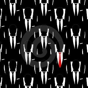 Businessmen Anonymous Stock Photos - Image: 21839763