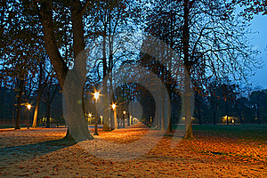 Ducal Park Stock Photography - Image: 21849562