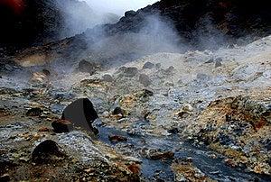 Iceland Geyser Stock Photo - Image: 21853110