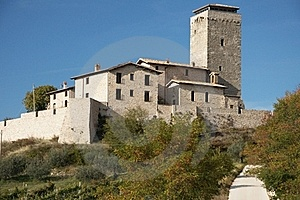 Castle Royalty Free Stock Photo - Image: 21857075