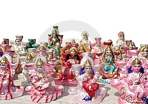 Beautiful Small Statues Stock Photos - Image: 21867023