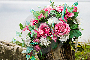 Wedding Decoration Stock Image - Image: 21871261
