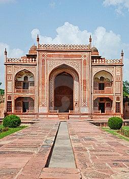 Tomb Of I'timād-ud-Daulah Royalty Free Stock Photography - Image: 21878527