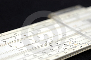 Slide Rule Stock Photos - Image: 2191603