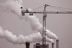 Paris Smoke Stock Photo - Image: 2195920