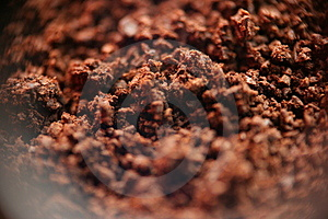 Fine Grained Coffee Royalty Free Stock Image - Image: 2196276
