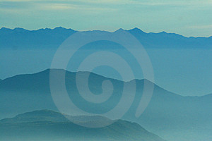 Haze Perspective Stock Photography - Image: 2197942