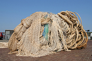 Pile Of Ropes Royalty Free Stock Images - Image: 2198389