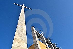 Padre Pio Shrine Royalty Free Stock Photo - Image: 21900995