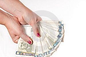 Valuta Bulgara Fotografia Stock Libera da Diritti - Immagine: 21926605
