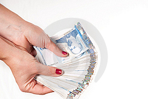 Valuta Bulgara Fotografie Stock Libere da Diritti - Immagine: 21926668